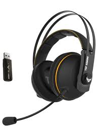 <b>Гарнитура ASUS TUF Gaming</b> H7 Wireless 20-20000 Гц, 32 Ом ...