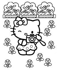 Small Picture Hello Kitty Birthday Card Printable Free AZ Coloring Pages