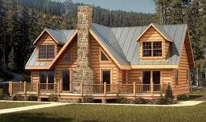 Log Homes Plans for a Natural Living Environment   Outdoor Decor    log home plans