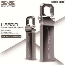 Online Shop Suntrsi USB <b>Flash Drive</b> 64GB Metal <b>Pendrive</b> High ...