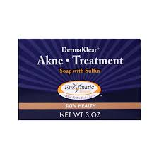 Enzymatic Therapy <b>Dermaklear Acne Treatment</b> Soap 3 oz Bar(S ...