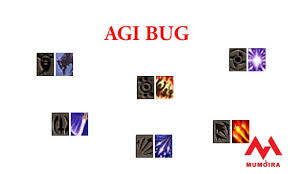 Hướng dẫn bảng Bug Agi tất cả nhân vật trong game Mu Online