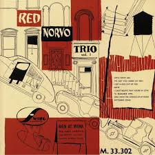 <b>RED NORVO</b> TRIO <b>Men</b> At Work: Vol 1 vinyl at Juno Records.