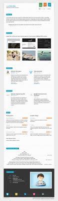 responsive cv resume html template skins by intheme screenshots 01 banner jpg
