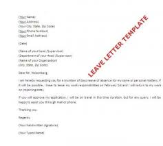 Request to Issue School Leaving Certificate Application Letter Writing For Leave