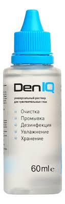 <b>Раствор</b> для контактных линз DeniQ ( линз), купить по лучшей ...