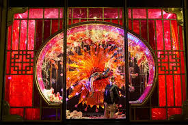 Image result for harvey nichols london holiday windows