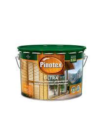 Декоративно-защитная пропитка для древесины <b>Pinotex Ultra</b> ...
