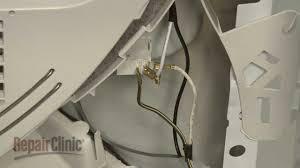 ge dryer door switch replacement repair we4m415 ge dryer door switch replacement repair we4m415