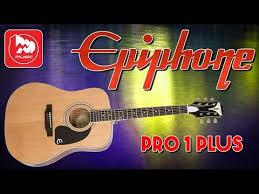 <b>EPIPHONE</b> PRO-1 PLUS - <b>акустическая гитара</b> - YouTube