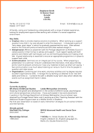 examples of good cv for students bussines proposal  examples of good cv for students a good example of a cv 44418700 png