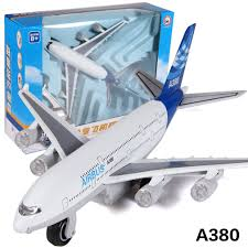 Alloy Aircraft Model Q Version of the Mini Simulation Space ...