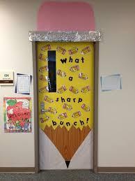 classroom decor ideas new door decoration for 1st day of school aaron office door decorated