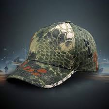 Online Shop <b>1Piece</b> Hot <b>Men's</b> Women Army Camo Patrol <b>Hat</b> ...
