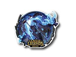 "3"" Xerath LOL League of <b>Legends Decal</b> St- Buy Online in Colombia ..."