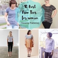 Free Sewing <b>Patterns</b> - Best Womens <b>T Shirts</b> - Life Sew Savory
