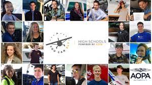 21 high school students win AOPA scholarships - AOPA