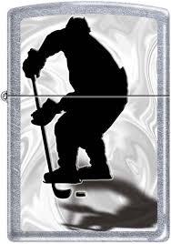 <b>Зажигалки Zippo</b> Z_207-Hockey, Горячее Россия