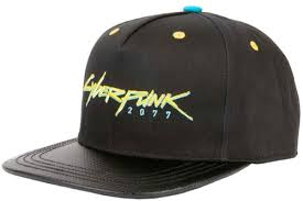 Купить <b>Кепка Cyberpunk 2077</b> Logo Snap Back (86093) по ...