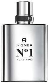 Aigner <b>No 1 Platinum</b> FOR MEN by <b>Etienne Aigner</b> - 100 ml Eau de ...