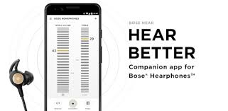 Bose <b>Hear</b> - only for Bose® Hearphones™ - Apps on Google Play