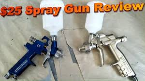Ultra Cheap <b>Spray</b> Gun Review - YouTube