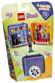 <b>Конструктор LEGO Friends</b> 41400 <b>Игровая</b> шкатулка Андреа ...