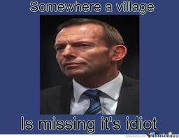 Image result for tony abbott memes
