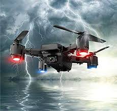 GPS <b>Folding UAV</b>, <b>Aerial</b> Shooting HD 5 Million Megapixel: Amazon ...