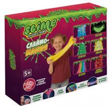 <b>Slime</b> большой <b>набор</b> для девочек Слаймомания, арт.SS300-5 ...
