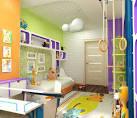 Дизайн детской 16 кв.м