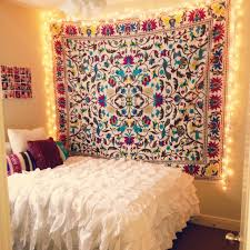 5 bohemian chic design dorm room ideas