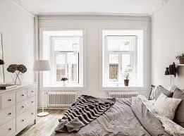 a serene white and grey home stadshem bedroom grey white