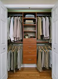 simple best lighting for closets