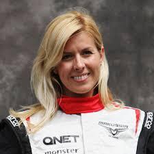 María de Villota, operada de fractura de cráneo, según Carlos Gracia María de Villota, piloto de pruebas de Marussia, ha tenido un accidente en el circuito ... - villota-350
