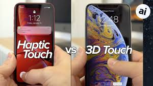 Haptic Touch vs <b>3D Touch</b> - Is iPhone XR missing out? - YouTube