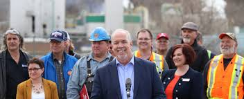 it s time for good jobs good wages in all corners of bc