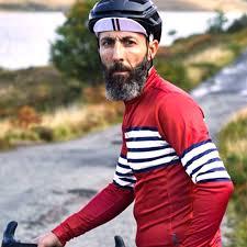 <b>2018</b> men's winter thermal fleece <b>cycling jersey pro</b> team bycicle mtb ...