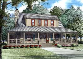 House Plan at FamilyHomePlans comClick Here to see an even larger picture  Country Farmhouse House Plan