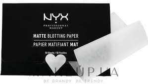 <b>NYX Professional Makeup</b> Blotting Paper - <b>Салфетки</b> для лица ...