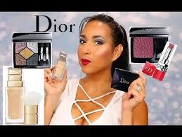 <b>Dior</b> Fall 2019 Makeup collection <b>Power Look</b>   Angela van Rose ...