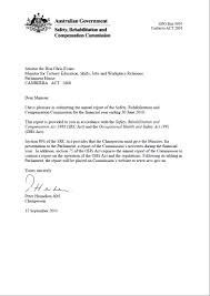 srcc annual report srcc annual report  letter of transmittal