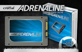 Crucial Adrenaline Solid State Cache Review   Page   of       HardwareHeaven com