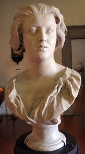 bust of costanza bonarelli