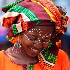 Resultado de imagem para mulher africana