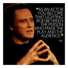 Christopher Walken Quote | Actor [ My Fav ] - Christopher Walken ...