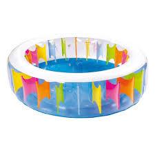 <b>Надувной бассейн JILONG GIANT</b> RAINBOW, 190x50 см,возраст ...