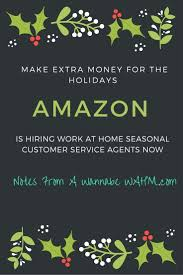 images about best of notesfromawannabewahm amazon seasonal jobs work at home notesfromawannabewahm