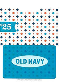 Amazon.com: Old Navy $25 Gift Card: Gift Cards