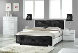 bedroom furniture black white photo 1 black white furniture